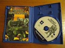 Robot Warlords (Sony PlayStation 2, 2001) - European Version