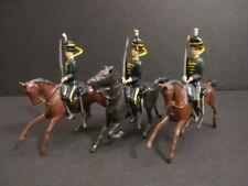 W.BRITAINS 3 Cavalry Horsemen Old Toy Soldier (12)