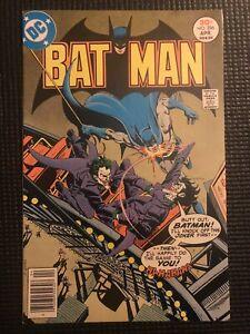 Batman 286 VF/NM April 1977