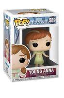 Funko Pop! Movies: Frozen II - Young Anna Vinyl Figure 589