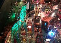 LORD OF THE RINGS Pinball PATH OF THE DEAD Light Mod LOTR Green, Blue, Red, Pink