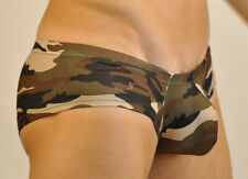 Boxer militaire NEOFAN taille S/M 70-100 CM tissus extensible sexy Ref 1102