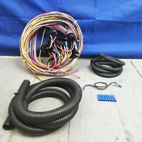 1960 - 1970 Ford Mercury Falcon and Comet Ultra Pro Wire Harness System 12 Fuse