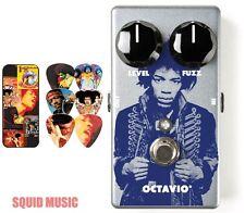 Dunlop JHM6 Jimi Hendrix Octavio Fuzz Octave Guitar Pedal (PICKS & TIN JHPTO8M )