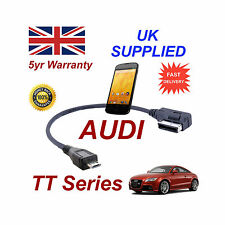 Audi Tt Series 4F0051510M Cable para Lg Google Nexus 4 Micro USB de 30cm