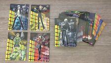 PERSONA 4 Set Completo de Trading Cards Regulares Cromos