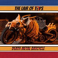 DC Multiverse Dark Knights: Batman Death Metal Batcycle Vehicle McFarlane Toys