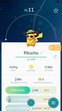 Second Anniversary Pikachu Trade Account L.2 - Pokemon Go