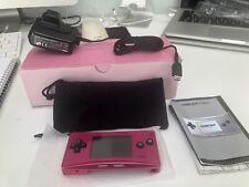 Nintendo Gameboy Micro MBC-Rosa