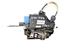 VW TOUAREG 7L FRONT NS LEFT PASSENGER DOOR LOCK MECHANISM 3D2837015A