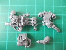 Warhammer 40K -  Space marine Sterngaurd Veteran Heavy Flamer - 40k bits