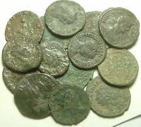 Lot of 3 original Ancient Roman Antoninianus coins Probus, Aurelian, Claudius