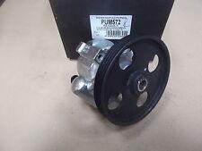 POWER STEERING PUMP RENAULT CLIO KANGOO MEGANE SCENIC 120MM 4 GROOVE PUM572