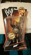 WWE Mattel MVP Series 4 Chase Belt 1 of 1000 #452