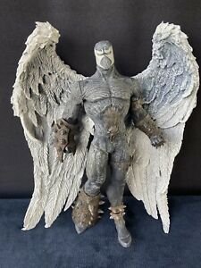 """Mcfarlane 2004 Spawn 12"""" Wings of Redemption Figure Only ( Stand Not Included)"""