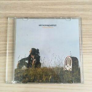Simone Patrizi _ Capire il Senso _ CD Single PROMO _ 2007 White Planet _ RARO!