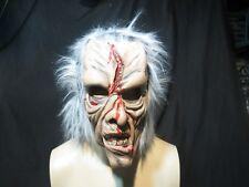 Zombie Latex Mask Zagone Studios.UK Stock,Video Clip.