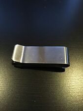Kenneth Cole Stainless Steel Men's Money Clip NEW
