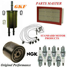 Tune Up Kit Filters Wire Spark Plugs For FORD EXPLORER V6 4.0L; EXC. SPORT 02-03