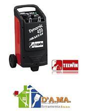Caricabatterie professionale 12 / 24 v dynamic start 420 telwin 230v