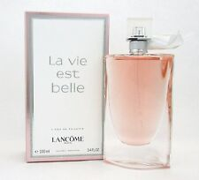 La Vie Est Belle by Lancome L'eau de Toilette Spray 3.4 oz/ 100 ml for Women NIB
