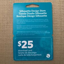 Silhouette Design Store $25 Download Gift Card
