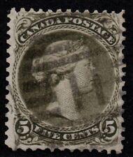 $Canada Sc#26 U/F, Cv. $225