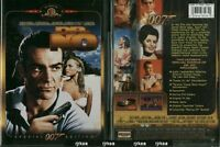 James Bond 007 Dr. No DVD  Special Edition Sean Connery 2000 Vintage New