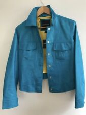 Andrew Marc Leather Jacket Small