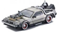 1:18 Back To The Future Part III DeLorean - 2712 - SUN STAR DIECAST - BRAND NEW