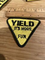 Vintage Yield PATCH