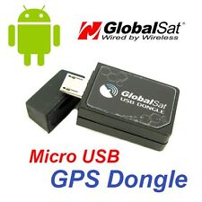 GlobalSat ND105C Mini GPS Dongle For Win Mac Android Laptop SmartPhone Tablet PC