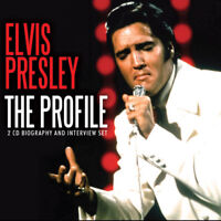 Elvis Presley : The Profile CD 2 discs (2014) ***NEW*** FREE Shipping, Save £s