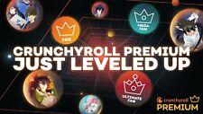 More details for crunchyroll premium private lifetime (read description)