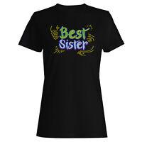 Best Sister Ladies T-shirt/Tank Top gg856f