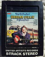 Boxcar Willie King of the Road 8 Track Tape 1980 20 Great Tracks