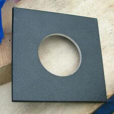 heavy pattern sinar  F & P Norma fit  lens board panel copal 3 hole 65.6mm
