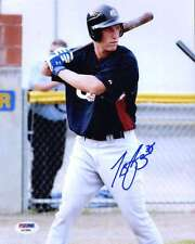 TODD FRAZIER TEAM USA PSA/DNA SIGNED CERTIFIED 8X10 PHOTO AUTHENTIC AUTOGRAPH