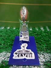 Seattle Seahawks  Mini Lombardi Trophy Set Mcfarlane/Pocket Pro
