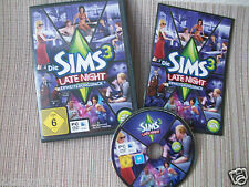 Die Sims 3 Late Night Deutsche Version, PC+Mac, mehr Sims Spiele im Shop