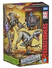 Transformers War For Cybertron: Kingdom Dinobot Voyager Class Figure