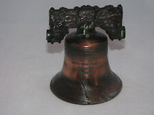 Collectible Bronze Bell Liberty Bell B1