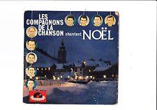LES COMPAGNONS DE LA CHANSON    DISQUE 45T