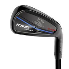 Cobra King Utility Iron Hybrid One Length 2-3 Iron AMT Tour Shaft Stiff