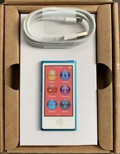 Apple iPod nano 7th 7. Generation (16GB) Light-Blue Hell-Blau NEU NEW 7G RAR