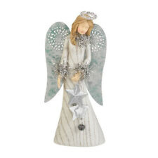 Grasslands Road Holiday Angel Figurine with Stars