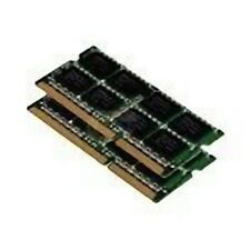Memoria RAM sodimm 4GB - 2x2GB PC3-10600S DDR3 1333mhz 204pin portatili notebook