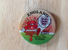 1980s Collectable Advertising Badges