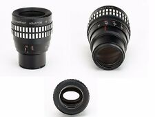 MOSTY-SC  ADAPTER 16  LENS TRUE 2X ANAMORPHIC & BACK | FRONT CLAMPS + NDFILTERS