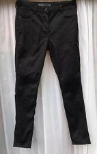 Próxima Excelente Señoras Negras de vestir Leggings JEGGINS SKINNY 12 R Regular